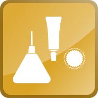 Ápoló, kenő és javító anyagok