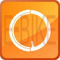 E-bike gumiárú