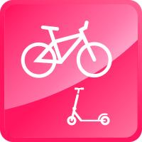 Kerékpárok, rollerek