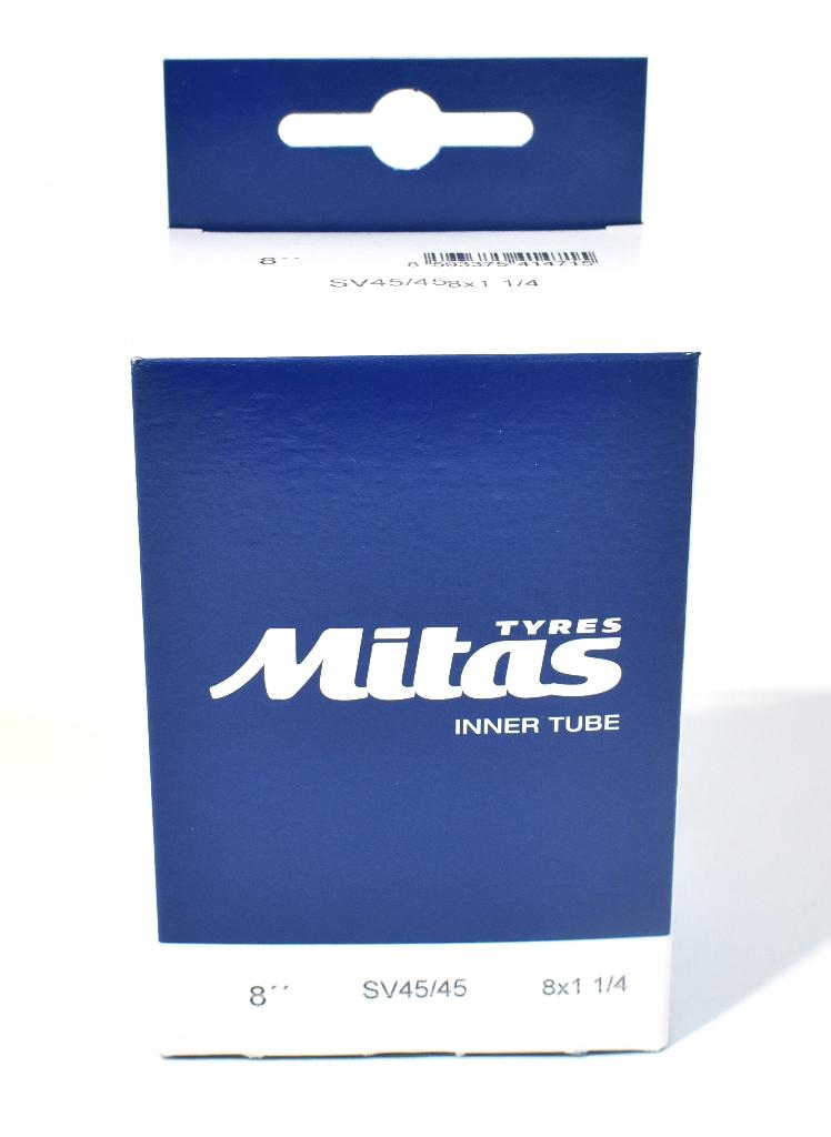 T.8X1 1/4 MITAS SV45 SCHRADER