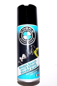 COBRA FEHÉR ZSÍR SPRAY 200ml